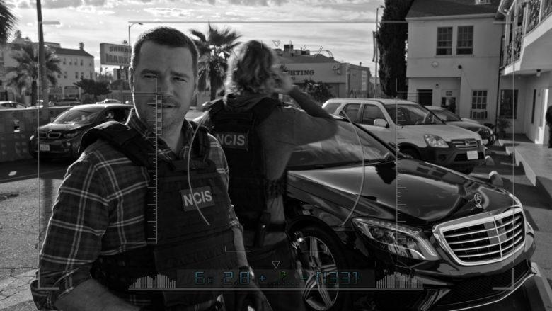 Mercedes-Benz Black Car in NCIS Los Angeles Season 11 Episode 13 High Society 2020 TV Show (3)