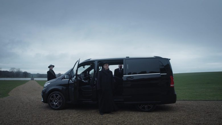 Mercedes-Benz Car in The New Pope Season 1 Episode 3 (2020) TV Show