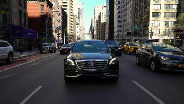 """Mercedes-Maybach Car in Ray Donovan Season 7 Episode 8 """"Passport and a Gun"""" (2020) TV Show"""