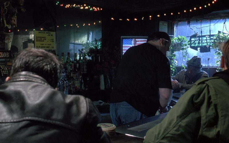 Michelob Clock in The Basketball Diaries (1995)