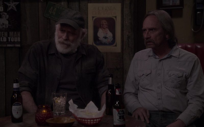 Michelob Ultra and Pabst Beer Bottles in The Ranch Season 4 Episode 18 (2020)