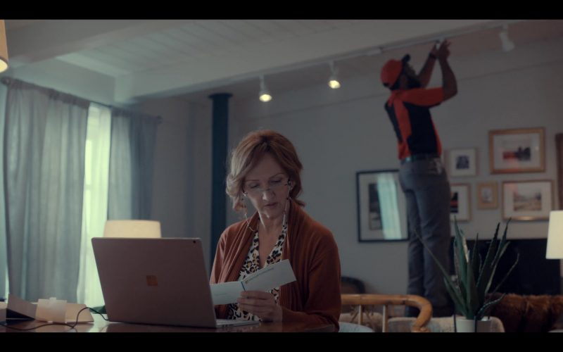 Microsoft Surface Laptop Used by Svetlana Efremova as Dasha Fedorova in Spinning Out Season 1 Episode 8 Hell Is Real (1)