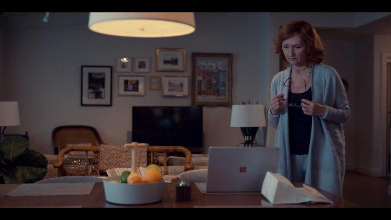 Microsoft Surface Laptop Used by Svetlana Efremova as Dasha Fedorova in Spinning Out Season 1 Episode 9 (3)