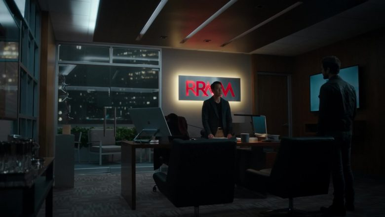 """Microsoft Surface Studio All-In-One Computer Used by Vince Foster as Dr. Paul Chu in The Resident Season 3 Episode 13 """"How Conrad Gets His Groove Back"""" (2020) TV Show"""