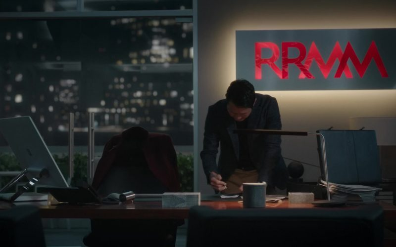 Microsoft Surface Studio All-In-One Computer Used by Vince Foster as Dr. Paul Chu in The Resident Season 3 Episode 13 How Conr (1)