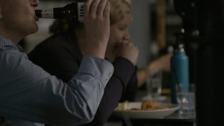 "Miller Lite Beer Enjoyed by Abby McEnany in Work in Progress Season 1 Episode 7 ""14 (pt. 2), 12, 11, 10"" (2020) TV Show"