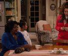 New Balance Hoodie and Sweatpants Worn by Talia Jackson as J...
