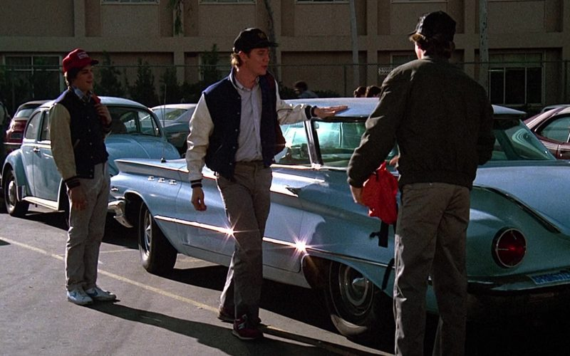 New Balance Sneakers Worn by Judge Reinhold as Brad Hamilton in Fast Times at Ridgemont High (1)