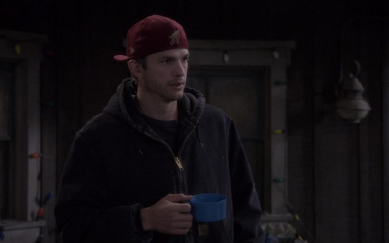 New Era Cap Worn by Ashton Kutcher as Colt Reagan Bennett in The Ranch Season 4 Episode 20 (2020)
