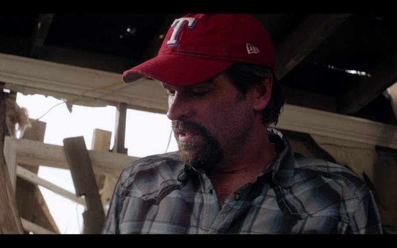 New Era Cap in Messiah Season 1 Episode 5 So That Seeing They May Not See (2020)