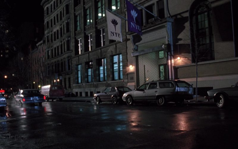 New York University in The Basketball Diaries (1995)