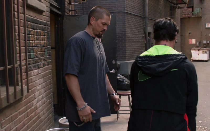 Nike Jacket For Men in Shameless Season 10 Episode 11 Location, Location, Location (2020)