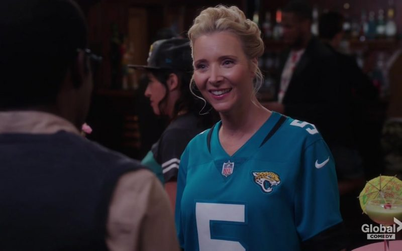 Nike NFL Jersey Worn by Lisa Kudrow in The Good Place Season 4 Episode 12 Patty (1)