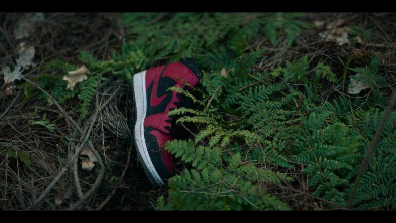 Nike Shoe in The Stranger Episode 1 (2020)