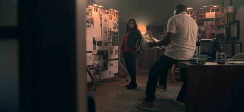 Nike Shoes Worn by Mekhi Phifer as Markus Knox in Truth Be Told Season 1 Episode 8 (2020)