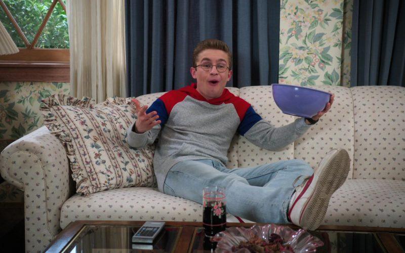 Nike Shoes Worn by Sean Giambrone as Adam in The Goldbergs Season 7 Episode 13 Geoff the Pleaser (2020)