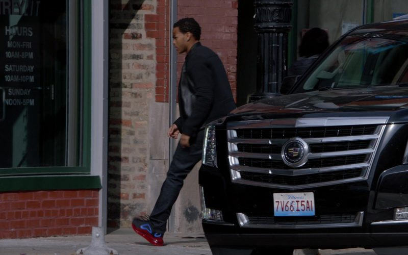 Nike Shoes and Cadillac Escalade in Chicago P.D. Season 7 Episode 10 Mercy