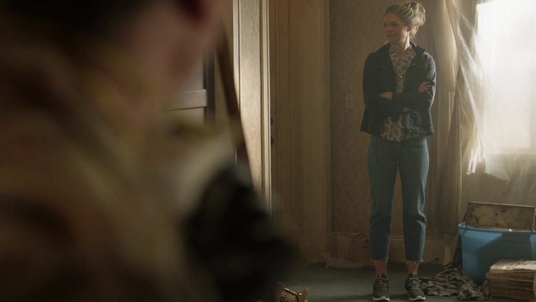 Nike Sneakers Worn by Kate Miner as Tami Tamietti in Shameless Season 10 Episode 12 (1)