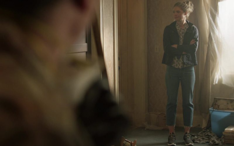 Nike Sneakers Worn by Kate Miner as Tami Tamietti in Shameless Season 10 Episode 12 (1)