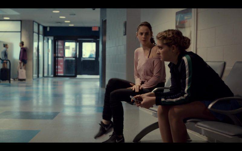 Nike Sneakers Worn by Kaya Scodelario as Kat Baker in Spinning Out Season 1 Episode 10 Kiss & Cry