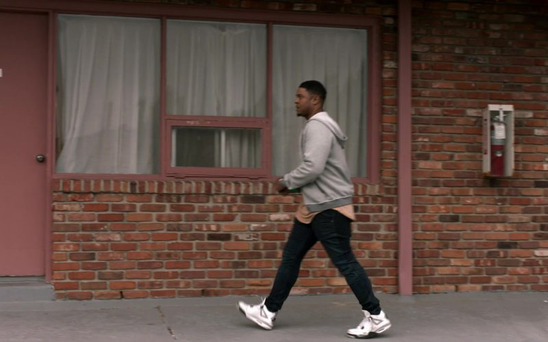 Nike Sneakers Worn by Pooch Hall as Daryll in Ray Donovan Season 7 Episode 8 Passport and a Gun (1)