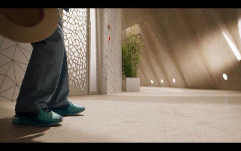 Nike Sneakers in Doctor Who Season 12 Episode 3 Orphan 55 (2)