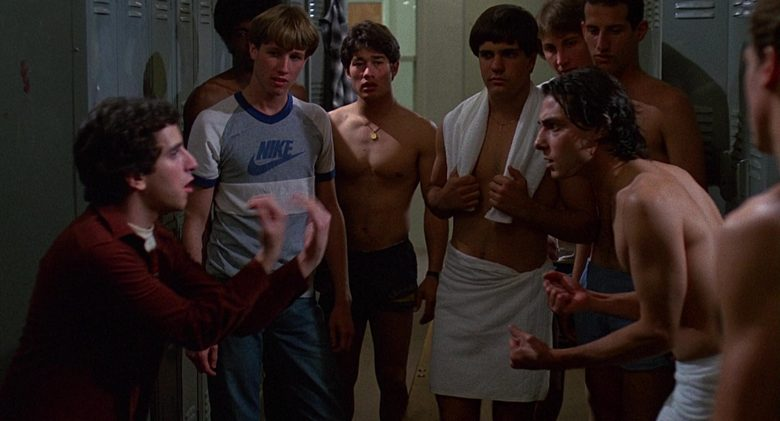 Nike T-Shirt in Fast Times at Ridgemont High (1982) Movie