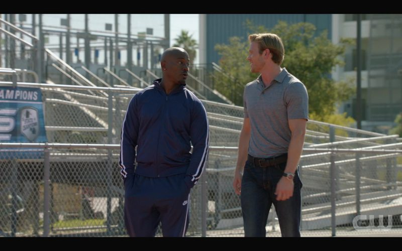 Nike Tracksuit Worn by Taye Diggs as Billy Baker in All American Season 2 Episode 10 (2020)