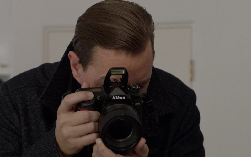 Nikon D7500 Camera in NCIS Season 17 Episode 14 (1)