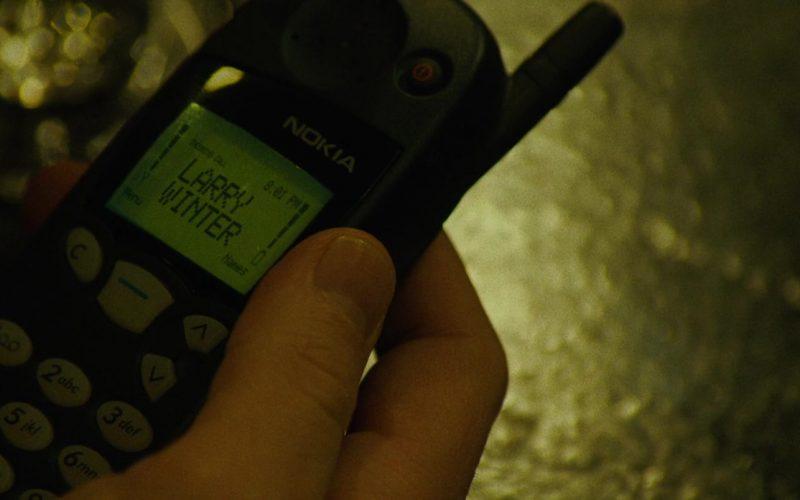 Nokia Mobile Phone in Dark Waters (2019)