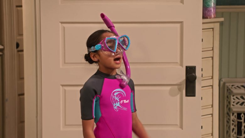 O'Neill Wetsuit Worn by Jordyn Raya James as Ami McKellan in Family Reunion Season 1 Episode 13 Remember When Daddy Came Home (2)