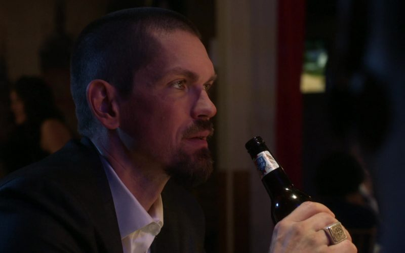 Old Style Beer Enjoyed by Steve Howey as Kev in Shameless Season 10 Episode 12 (2020)