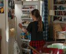 Organic Valley Milk in American Housewife Season 4 Episode 1...