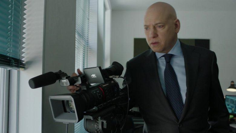 Panasonic Video Camera Used by Evan Handler as Jacob Warner in Power Season 6 Episode 12 He Always Wins
