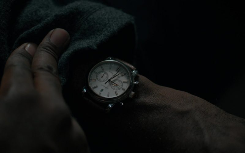 Patek Philippe Men's Watch Worn by Mike Colter as David Acosta in Evil Season 1 Episode 12 Justice x 2