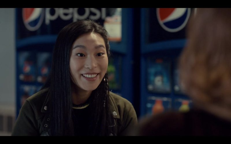 Pepsi Vending Machines in Spinning Out Season 1 Episode 10 Kiss & Cry (1)