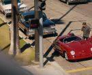 Porsche 356 Red Convertible Car Used by Matt Damon in Ford v Ferrari (1)