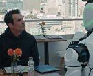 Promobot V.4 Robot in Modern Family Season 11 Episode 10 The Prescott (4)