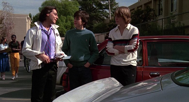 Ralph Lauren Boys Sweater in Fast Times at Ridgemont High (1982)
