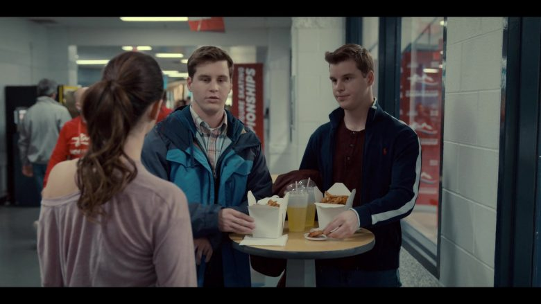 Ralph Lauren Jacket For Men in Spinning Out Season 1 Episode 10 Kiss & Cry (1)
