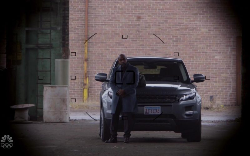 Range Rover Car in Chicago P.D. Season 7 Episode 12 The Devil You Know (3)