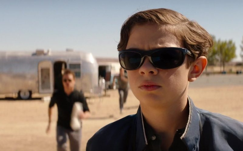 Ray-Ban Sunglasses Worn by Noah Jupe as Peter Miles in Ford v Ferrari (2019)