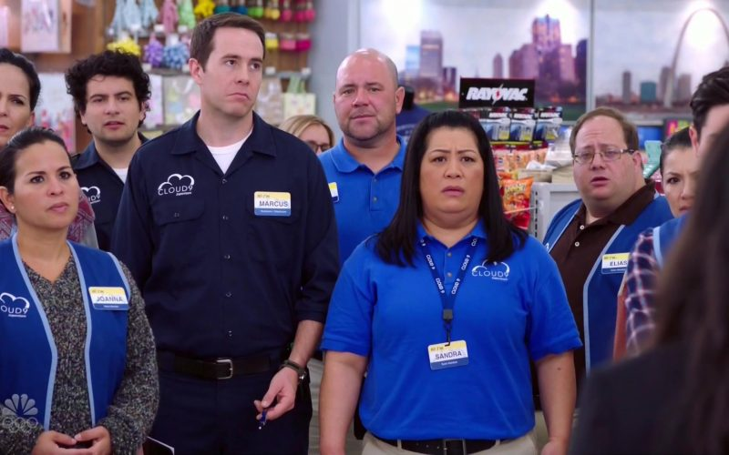Rayovac in Superstore Season 5 Episode 11 Lady Boss (2020)