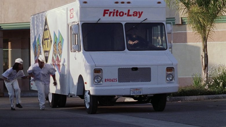 Rold Gold by Frito-Lay Truck in Good Burger (1997) Movie