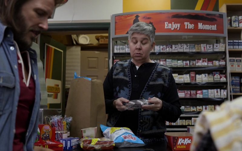 Ruffles Chips and Kit Kat Chocolate Bar in Little America Season 1 Episode 4 The Silence (2020)
