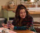Samsung Galaxy Mobile Phone Held by Talia Jackson as Jade Mc...
