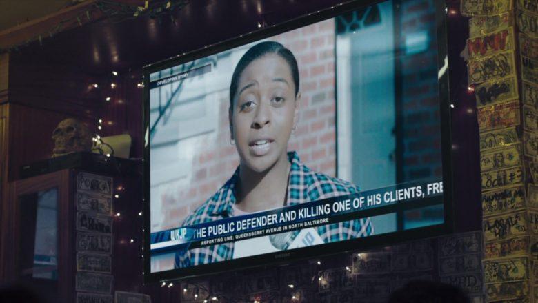 Samsung TV in FBI Most Wanted Season 1 Episode 2 Defender (2020)