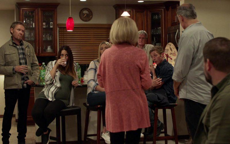 Shasta Twist Soft Drink Bottles in Shameless Season 10 Episode 10 Now Leaving Illinois