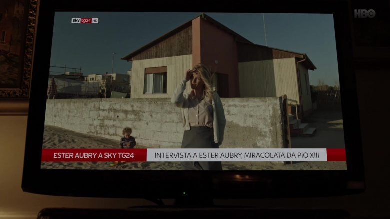 Sky TV Channel in The New Pope Season 1 Episode 1 (2)