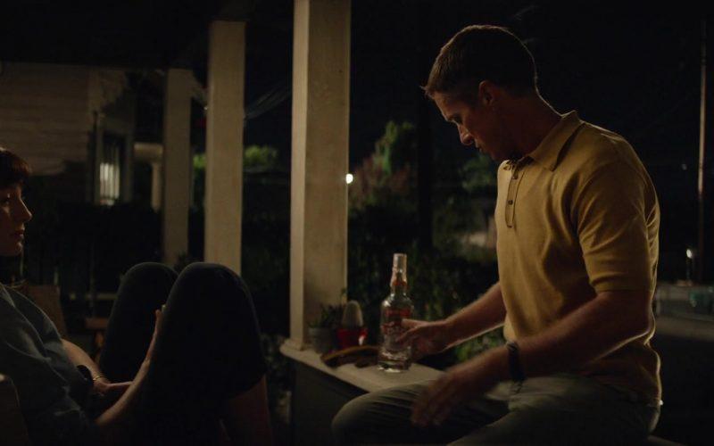 Smirnoff Vodka Enjoyed by Christian Bale as Ken Miles in Ford v Ferrari (2)